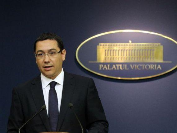 Ponta ii acuza pe functionarii din subordine ca modifica ordonantele aprobate de Executiv:  Se cred mai destepti decat Guvernul, sa-i dati afara!