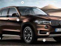 """Germania, din nou la putere. Noul X5 si masina care a """"frant"""" gaturile la cel mai bogat salon auto din 2013"""