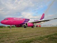Wizz Air amana suplimentarea curselor din Bucuresti. Un avion este indisponibil dupa incidentul de la Roma
