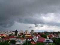 Cod galben de furtuni in estul, centrul si sudul tarii, pana la ora 23:00