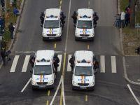 """Politia isi reinnoieste parcul auto prin programul """"Rabla"""". Internele economisesc, astfel, un sfert de milion de euro"""