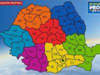 "Aplicatia Stirileprotv.ro ""Reinventeaza Romania"". Arata cum vezi tu regionalizarea, creeaza noua harta a tarii si da SHARE pe Facebook"