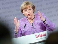 """Merkel: """"Europa nu poate stimula cresterea economica prin cheltuieli bugetare"""""""