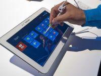 Samsung a dezvaluit tableta care ruleaza cu doua sisteme de operare
