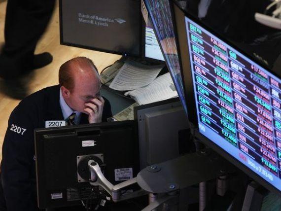 America a dat peste cap intreaga lume financiara. Actiunile europene, cel mai mare declin din ultimul an si jumatate