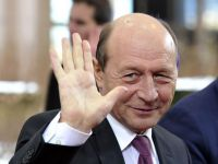 Traian Basescu, pe litoral in minivacanta de Rusalii