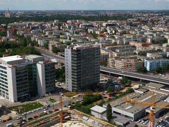 Bucuresti, in top 15 orase din lume cu cele mai mari reduceri ale costului de ocupare a birourilor
