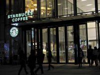 Dupa ce a fost obligata sa-si achite taxele, Starbucks inchide prima cafenea