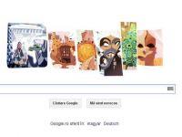 Google sarbatoreste 161 de ani de la nasterea lui Gaudi