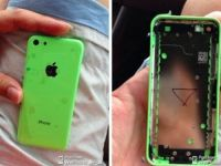 O fotografie noua cu presupusul iPhone low-cost a aparut pe internet