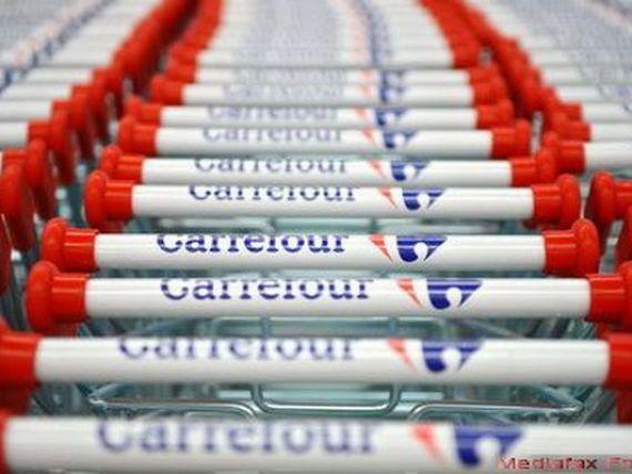 Veniturile Carrefour au urcat cu 6% la trei luni, la 21 mld. euro. Vanzari in crestere si in Romania