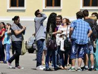 Audierea elevilor de la Liceul Bolintineanu se reia luni la Politia Capitalei