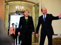 Presedintele Basescu si ministrul Campeanu pleaca in vizita de lucru la Berlin