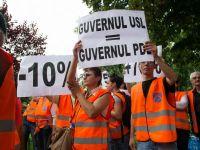 Sindicat: Angajatii CNADNR, amenintati cu comisiile disciplinare daca nu accepta reducerea salariala