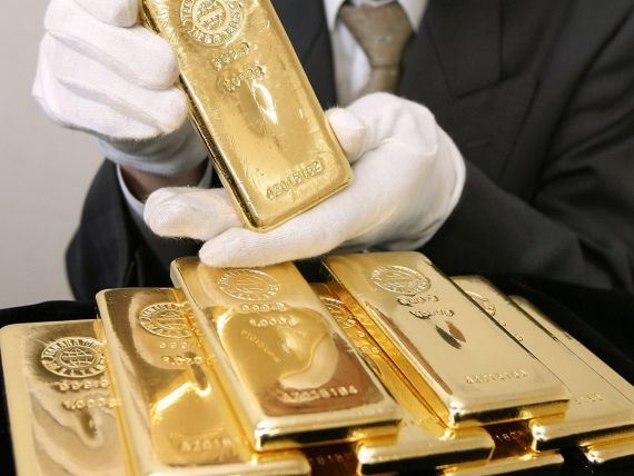 BCR a vandut peste doua tone de aur, in valoare de 7 milioane de euro