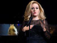 O statuie din ceara a cantaretei Adele, expusa la muzeul Madame Tussauds din Londra