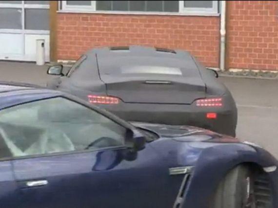 Racheta de asfalt cu care Mercedes vrea sa castige razboiul cu Porsche, Audi si BMW