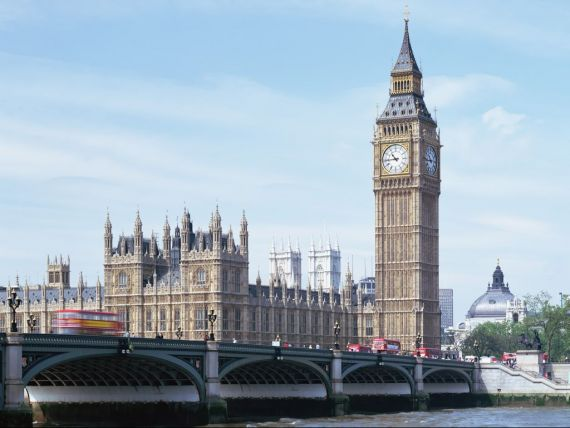 Londra conduce topul mondial al oraselor dupa numarul bogatilor