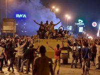 Cel putin 25 de morti in violentele din Egipt