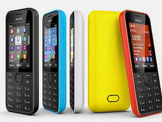 Nokia pariaza in continuare pe low-cost, dar imbunatateste conexiunea la Internet. Lanseaza doua telefoane cu tehnologie 3G, la pret de 68 dolari