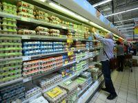 Deficitul comercial a scazut in primele cinci luni la 2,1 mld. euro. Preturile de consum au stagnat in iunie