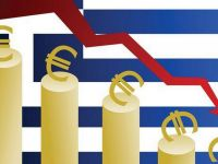Creditele neperformante din Grecia au crescut puternic in trimestrul I
