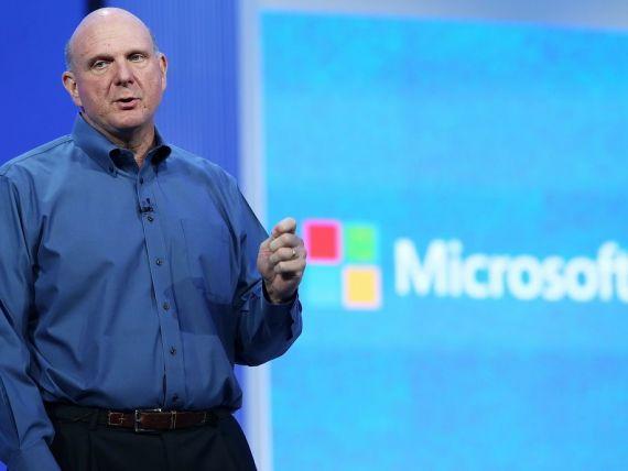 Microsoft schimba radical organizarea companiei