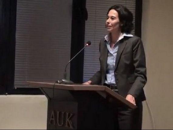 Cine este nemtoaica pe care FMI o trimite ca sef de misiune la Bucuresti