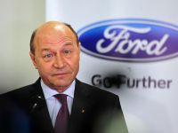 Presedintele trece in declaratia de avere masina cumparata in 2012 de la Ford