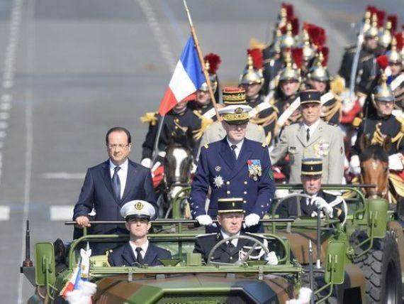 Franta pierde ratingul de top  AAA . Economia nu a mai inregistrat o crestere semnificativa de trei ani, iar somajul e la cel mai ridicat nivel din  99