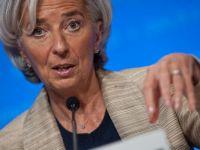 Christine Lagarde, al treilea sef al FMI care viziteaza Romania. Discutiile pentru un nou acord cu Fondul incep miercuri