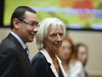 """Ponta: """"Urmatorul acord cu FMI va fi convenit pana in toamna, cu o valoare intre 3-5 miliarde de euro"""""""