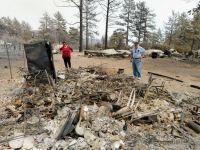 Mii de persoane evacuate in California, din calea unui incendiu de vegetatie