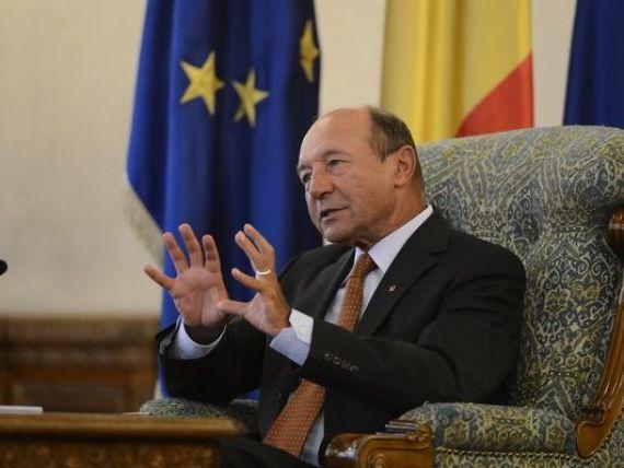 Basescu, despre nominalizarea lui Silaghi la Transporturi: bdquo;Mai reflectez, vreau sa vorbesc cu Antonescu