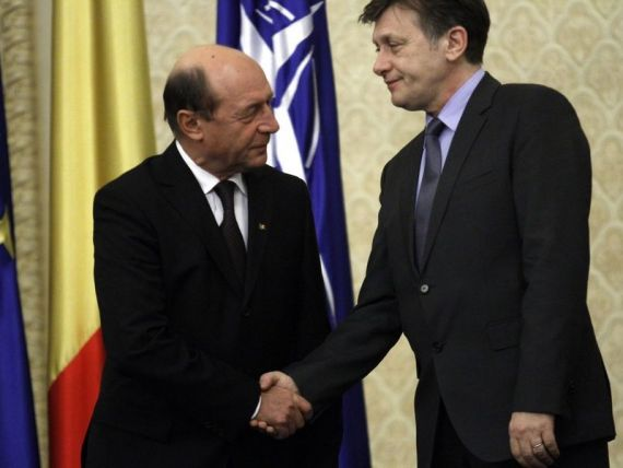 Ovidiu Silaghi, tot mai aproape de sefia de la Transporturi. Basescu discuta cu Antonescu propunerea PNL