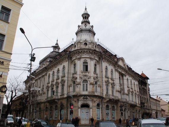 Un antreprenor din Cluj vrea sa cumpere Hotelul  Continental , pentru 5 milioane de euro.  Vreau sa-l redau asa cum a fost odinioara