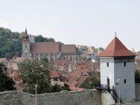 """Cetatea Brasovului, scoasa la """"licitatie"""". Proprietarul vrea sa vanda unul dintre cele mai frumoase obiective turistice ale Romaniei"""