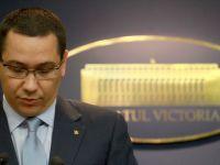 """Premierul Victor Ponta ramane la carma Transporturilor pana pe 23 august. Presedintele ii cere sa-si asume """"esecul"""" privatizarii CFR Marfa"""