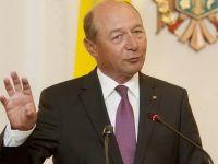 "Basescu: ""Castigatorul licitatiei CFR Marfa cauta bani pe la banci. Nu are bani sa cumpere compania"""