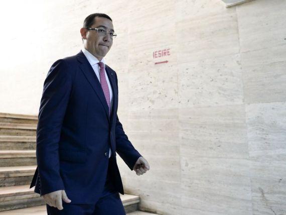 Ponta: In 2014, salariul minim poate fi de 1.000 de lei daca scad salariile mari din sistemul bugetar