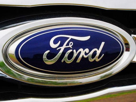 Profitul grupului Ford a crescut cu 18% in trimestrul II
