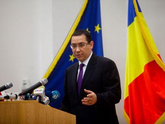 Ponta vrea exceptii de la regula 1 la 1:  Nu mai putem angaja personal pentru proiecte UE. Avem nevoie de acesti oameni