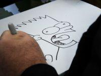 Unul dintre creatorii Familiei Simpson isi traieste ultimele luni din viata. Vrea sa-si doneze toata averea pentru animale si oameni ai strazii