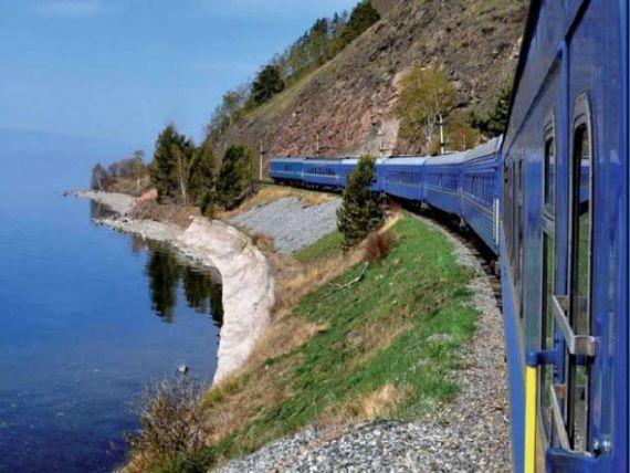 Rusia isi modernizeaza doua cai ferate cu 17 mld. dolari. Una dintre ele este cea transsiberiana, cu o lungime de 9.300 km