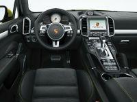 Porsche SUV Cabrio. Primele imagini cu modelul pe care avem toate sansele sa il vedem la Frankfurt