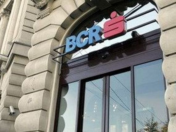 Cea mai mare banca din Romania trece pe profit, cu un castig de 127 mil. euro. Activele BCR s-au redus cu 4,9%