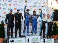 A fost nebunie la Raliul Sibiului! Cea mai dura etapa din campionatul national a facut ravagii printre masini: doar jumatate dintre echipaje au reusit sa treaca linia de sosire
