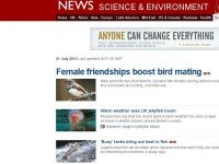 BBC, primul loc in Top 10 cele mai bune site-uri stiintifice
