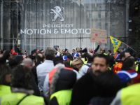 Peugeot raporteaza pierderi de 65 milioane de euro in primul semestru