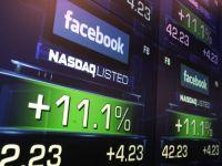 Actiunile Facebook au depasit pentru prima data pretul de listare de 38 dolari, la mai bine de un an de la lansarea pe bursa